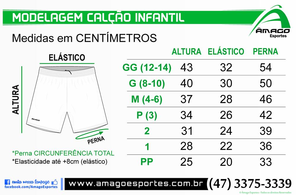 Modelagem Calção Infantil (Copy)
