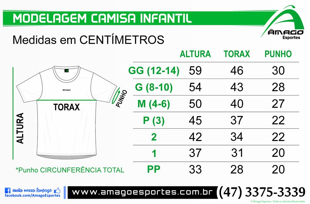Modelagem Camisa Infantil (Copy)